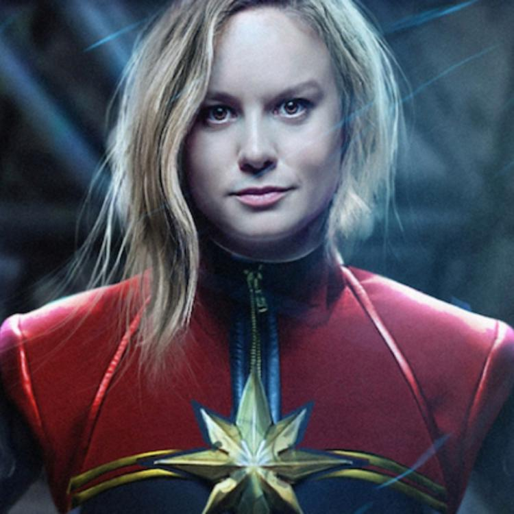 Captain Marvel star Brie Larson pushes 2,500 kg Jeep during training to be MCU's mightiest hero