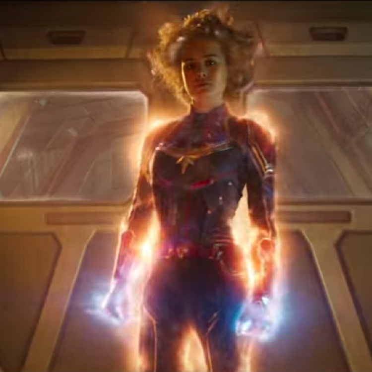 Captain Marvel Box Office Collection India: Brie Larson's superhero film enjoys a great first weekend