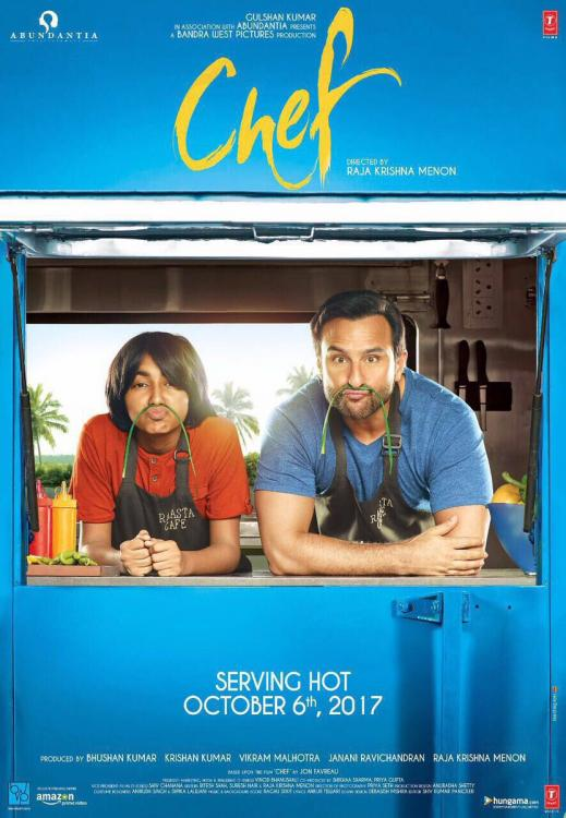 Music,saif ali khan,Chef Music Review