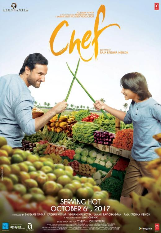 News,saif ali khan,Chef