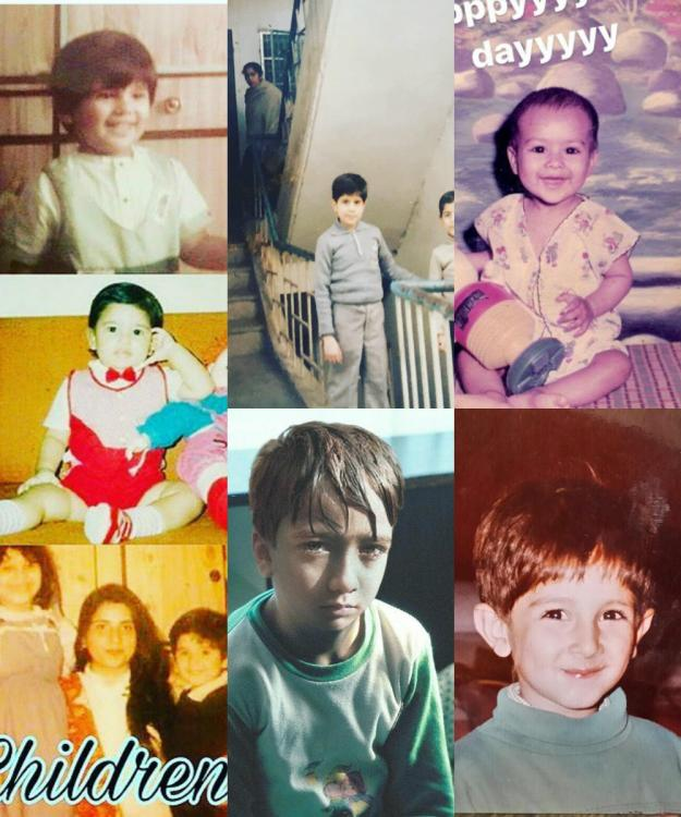 Karan Tacker,Nia Sharma,Nakuul Mehta,Rohan Mehra,Vivek Dahiya,photos,Happy Children's Day