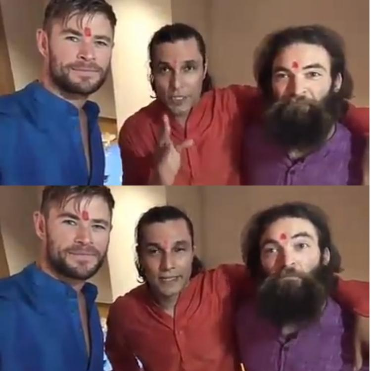 Video,Diwali,Avengers,Chris Hemsworth,Thor