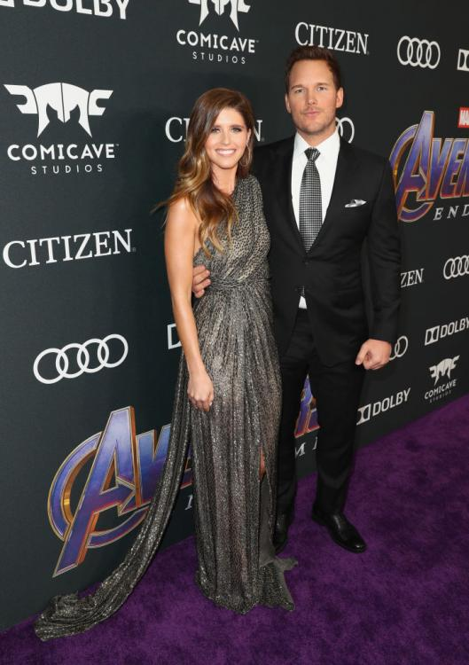 Chris Pratt and Katherine Schwarzenegger tied the knot amongst close family and friends in Montecito, California.
