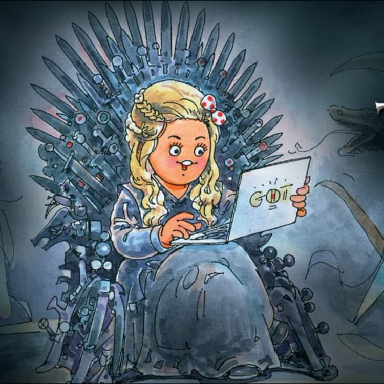 Game Of Thrones: Amul pays ode to GoT season 8 in it's trademark style