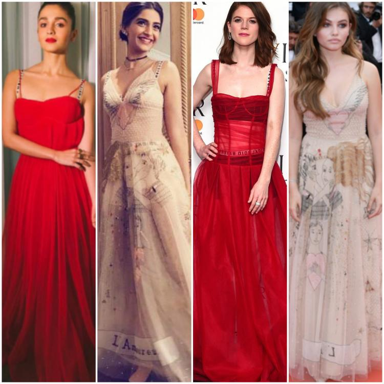 Give Me More Dior From Alia Sonam To Bella Everyone Seems To Be