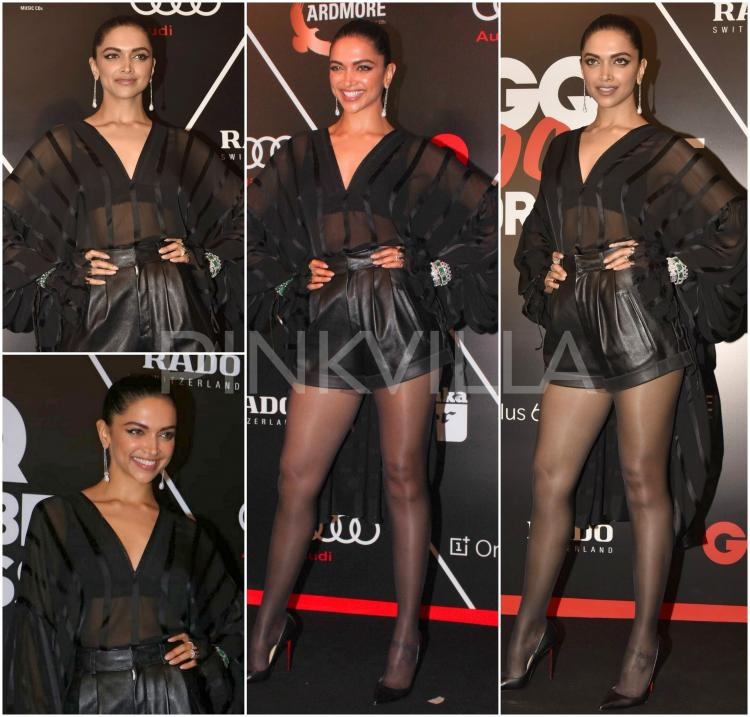 Image result for deepika gq 2018 pinkvilla