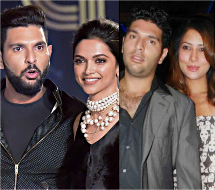 Yuvraj Singh had an affair with these famous actresses of Bollywood