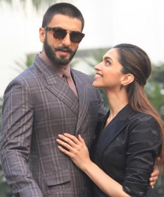 EXCLUSIVE: Ranveer Singh: Deepika Padukone is proud of my achievements, that reaction from her is rare for me