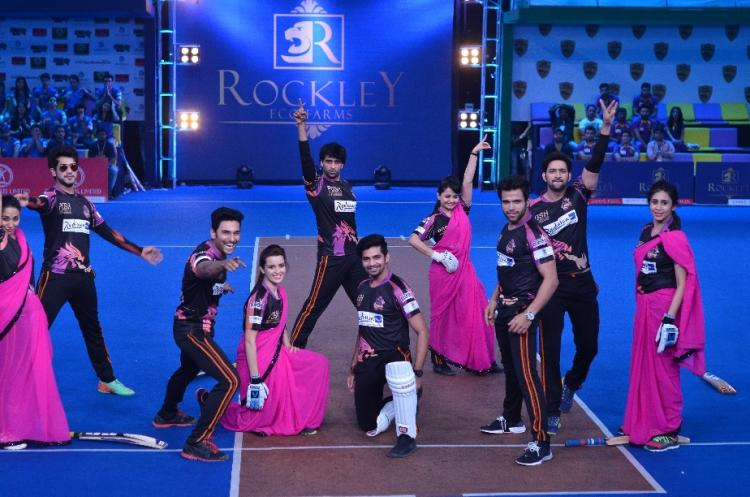 Box Cricket League 2014 Television Actors Mesmerizing