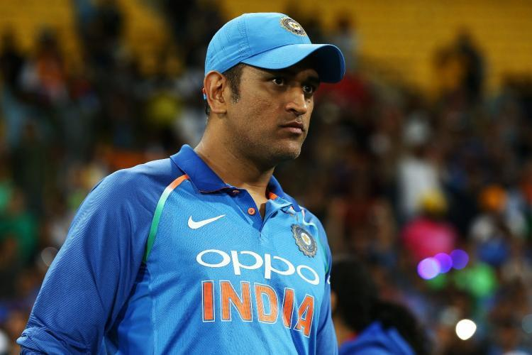 MS Dhoni's decision to wear badge personal: Lt. Gen. Cherish Mathson