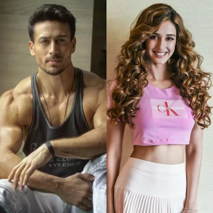 Tiger Shroff breaks silence on his relationship with Disha Patani