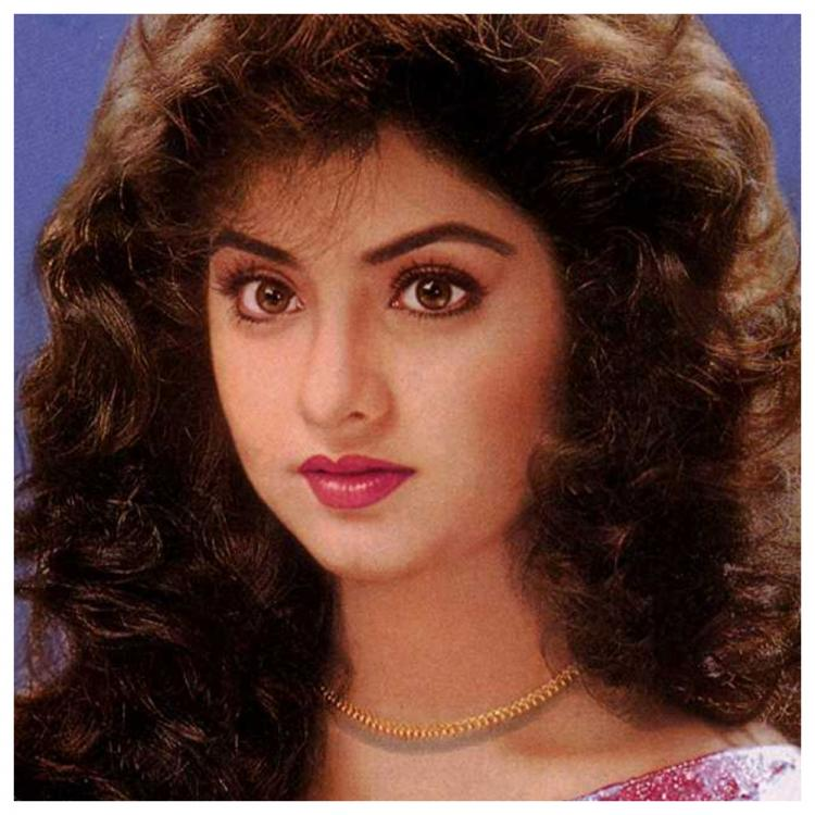 Did Divya Bharti CRY because of Aamir Khan? WHO came to her rescue then? Find out