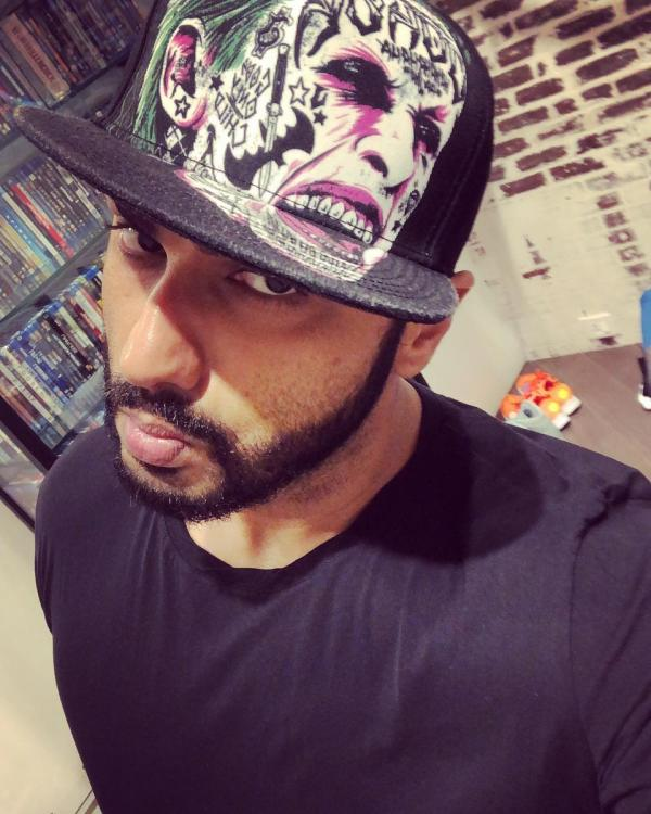 Photos,news,arjun kapoor,The Joker