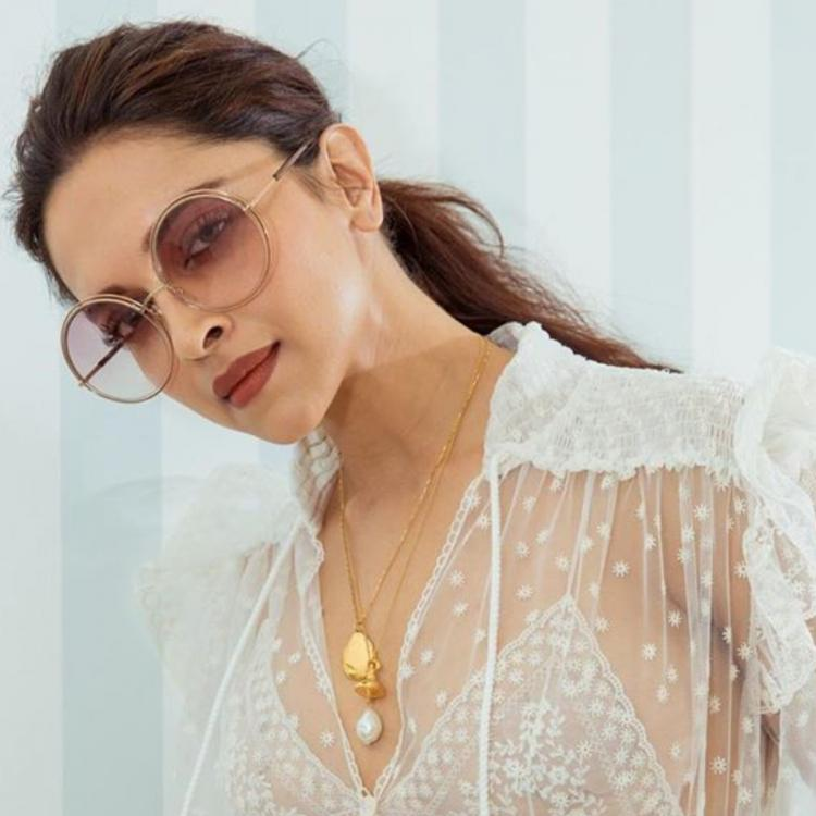 Cannes 2019: Deepika Padukone looks chic and sexy in an all white ensemble; See pics