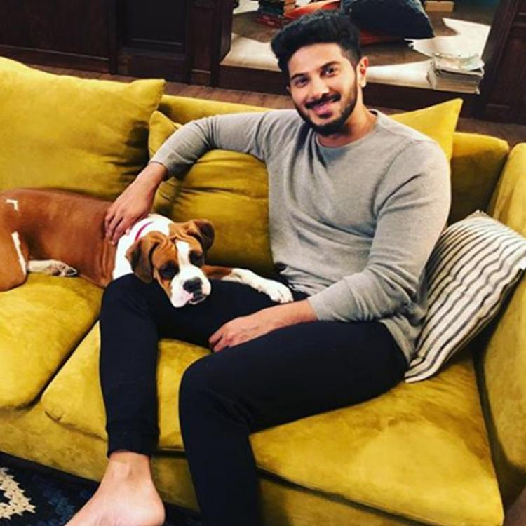 Dulquer Salmaan shares an emotional post as he completes seven years in the film industry; check it out