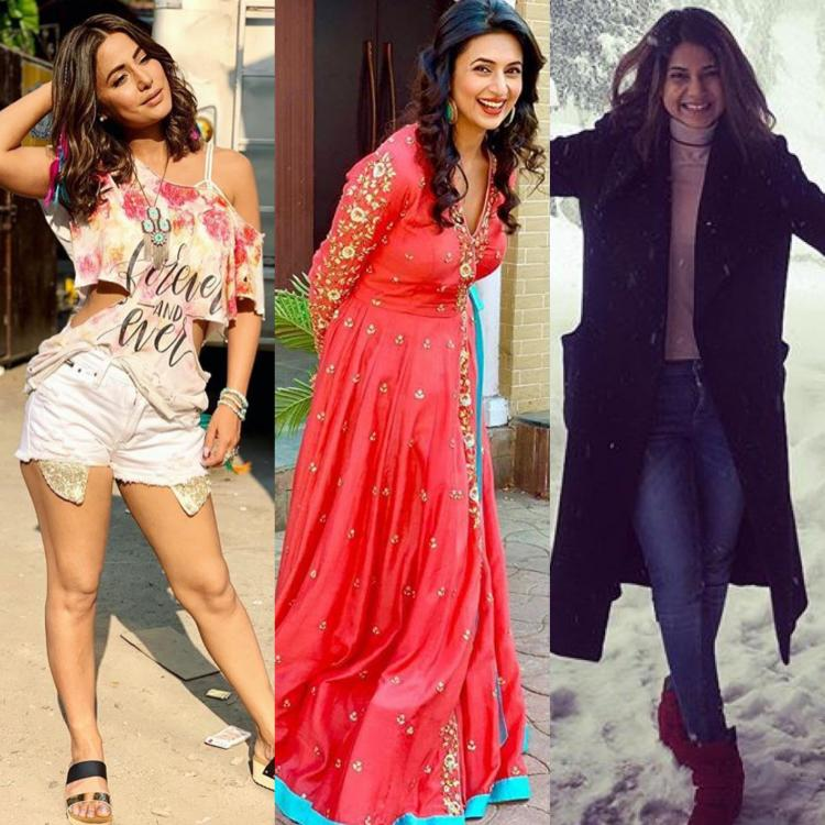 Celebrity Style,Jennifer Winget,Hina Khan,divyanka tripathi,Best and Worst Dressed