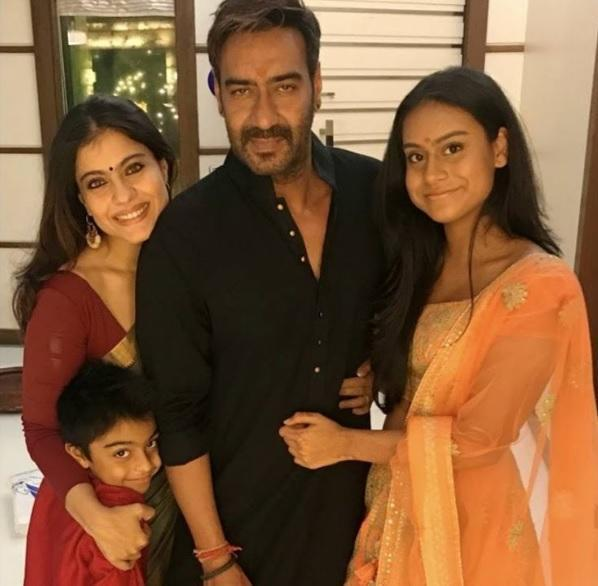 kajol,Ajay Devgn,Exclusives,Helicopter Eela