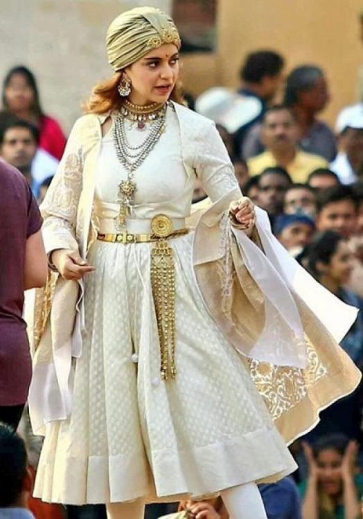 Kangana Ranaut's Manikarnika: The Queen of Jhansi in trouble again; Karni Sena protests against the release