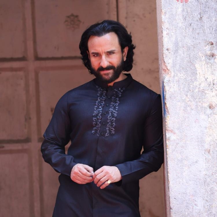 EXCLUSIVE: Saif Ali Khan on Bhoot Police: It is clutter breaking even in its genre