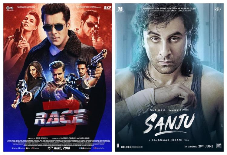 salman khan,Ranbir Kapoor,Exclusives,race 3,Sanju