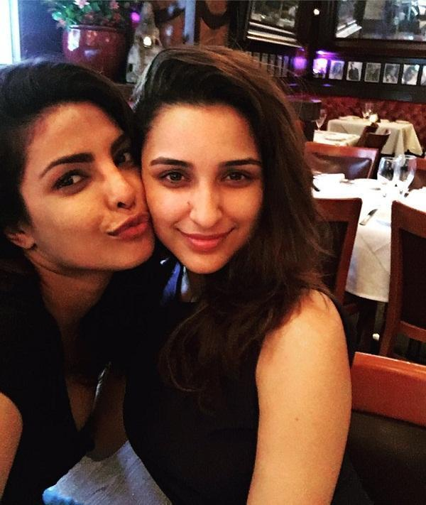 Image result for parineeti chopra and priyanka chopra