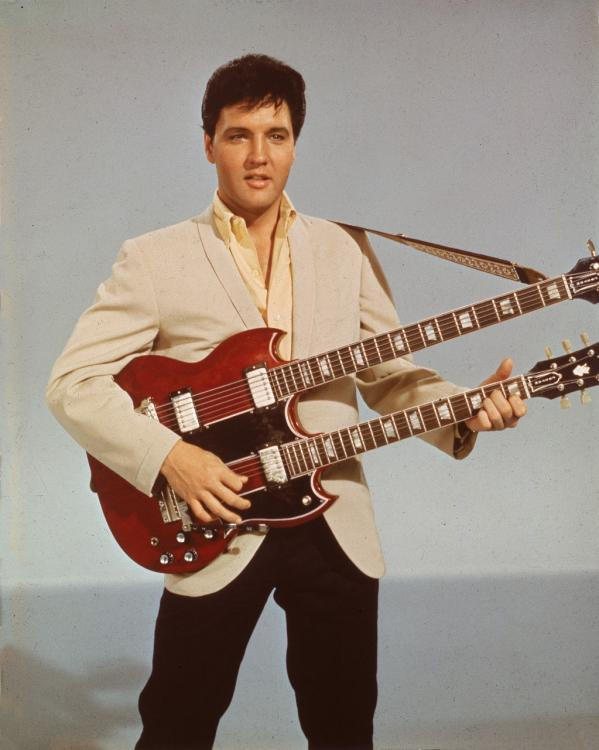 The King of Rock and Roll Elvis Presley was a paedophile says author Joel Williamson