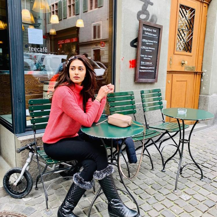 Erica Fernandes shares her bewitching throwback photo from her Swiss holidays; See Pic