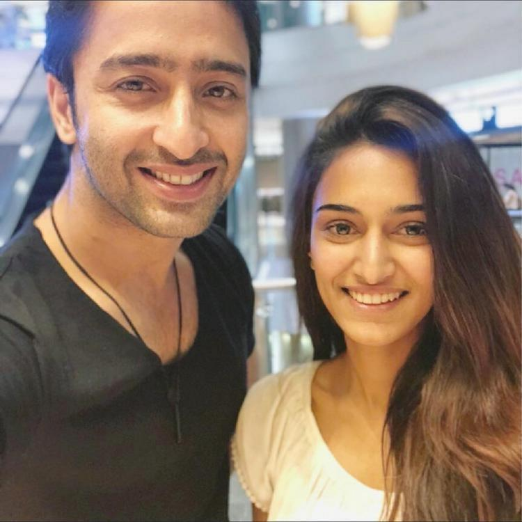 Yeh Rishtey Hain Pyaar Ke fame Shaheer Sheikh FINALLY responds to dating rumours with Erica Fernandes