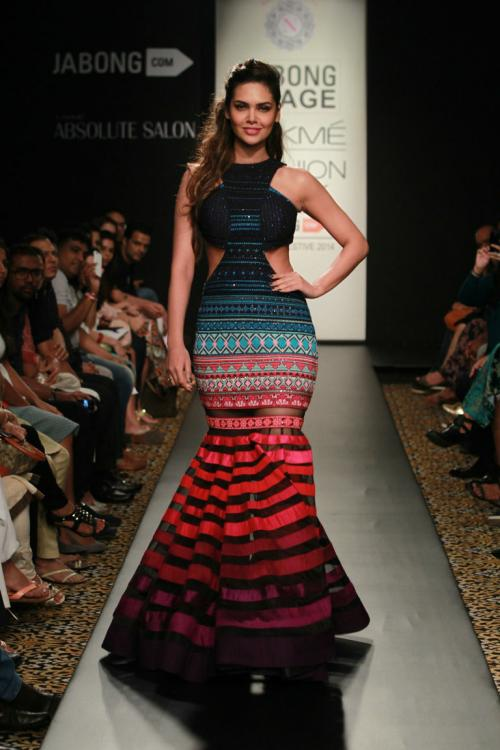 Image result for lakme fashion week 2017 day 3  Neha Agarwal