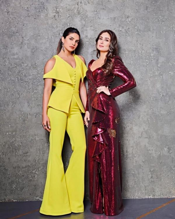 In a 2012 interview, Priyanka Chopra had referred to Kareena Kapoor Khan as 'sour grapes' for her Fashion-Heroine comparison comment.