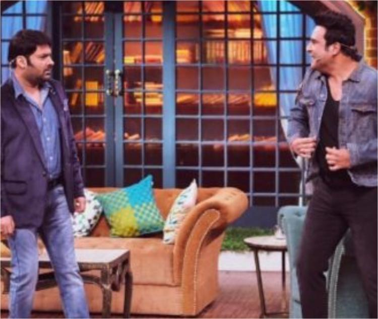 Krushna Abhishek REVEALS what happened when he met Kapil Sharma for the first time post their rivalry