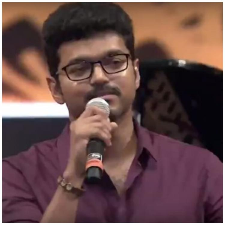 Thalapathy Vijay saves the lives of his fans from a collapsing fence; Watch viral video