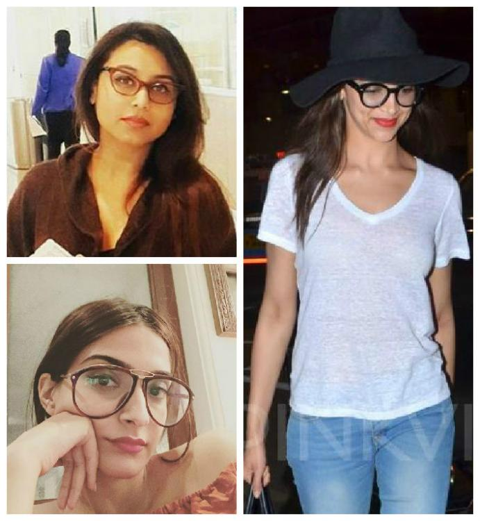 Pick a look: Rani\'s cat-eye, Deepika\'s round or Sonam\'s oversized ...