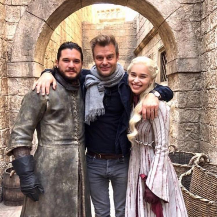 Game of Thrones Season 8: This is how Sophie Turner, Kit Harington and others enjoyed their first day on Set