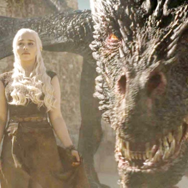 Game of Thrones Season 8: VFX team reveals how dragons are brought to life on screen