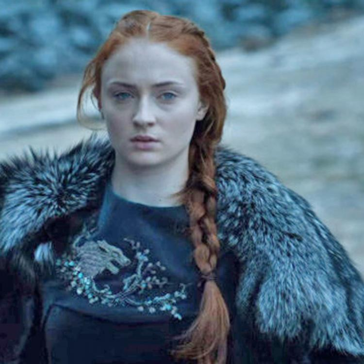 Game of Thrones star Sophie Turner says she was not allowed to wash her hair while shooting