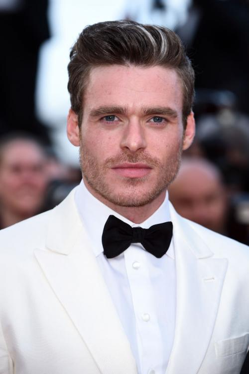 Richard Madden played Robb Stark in the first three seasons of Game of Thrones.