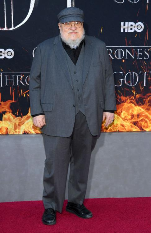George R.R. Martin is not happy with how Game of Thrones is ending.