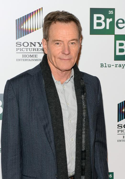 Bryan Cranston,breaking bad movie,Hollywood