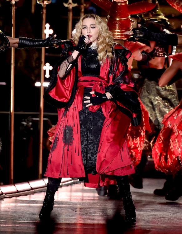 Madonna reveals the name of her new album 'Madame X'