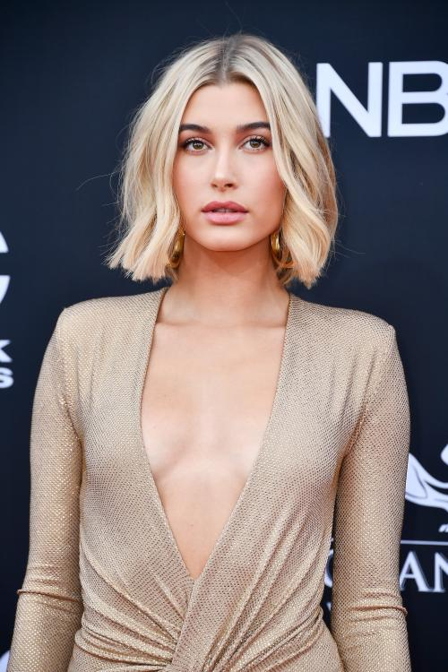 """Hailey Baldwin plans to launch """"beauty and cosmetic products"""" under newly acquired the brand name."""