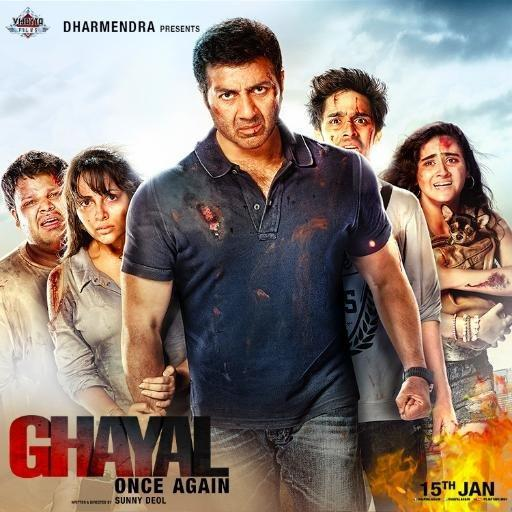 New Trailer Of Sunny Deols Ghayal Once Again Is Action -2515