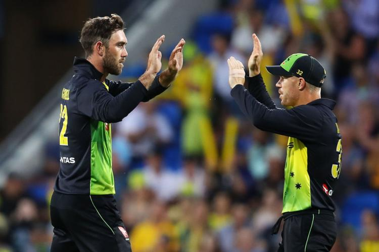 Glenn Maxwell REVEALS the reason behind David Warner's slow going in the World Cup