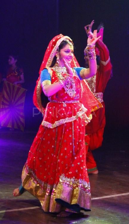Gracy Singh Performs At A Global Warming Promotion Program