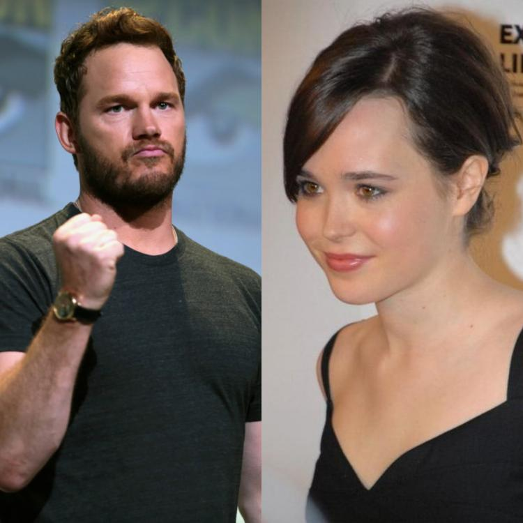 Guardians of the Galaxy star Chris Pratt slammed by actress Ellen Page for attending the 'anti LGBTQ' church