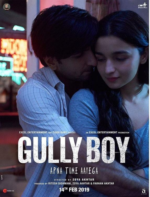 Zoya Akhtar's Gully Boy has a rock solid opening