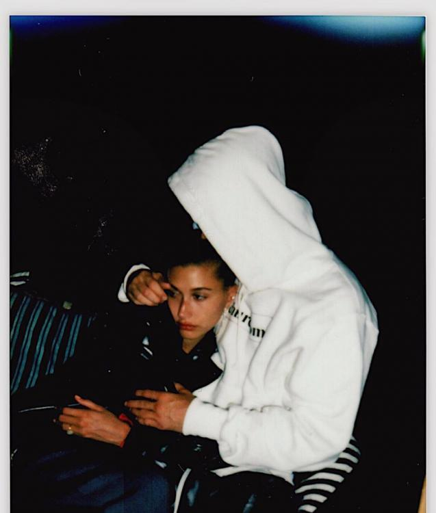 Hailey Baldwin's Instagram photo with Justin Bieber will give you relationship goals!