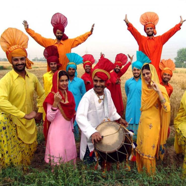 Happy Baisakhi Photo Gallery: Here's how the festival of harvest is celebrated in India