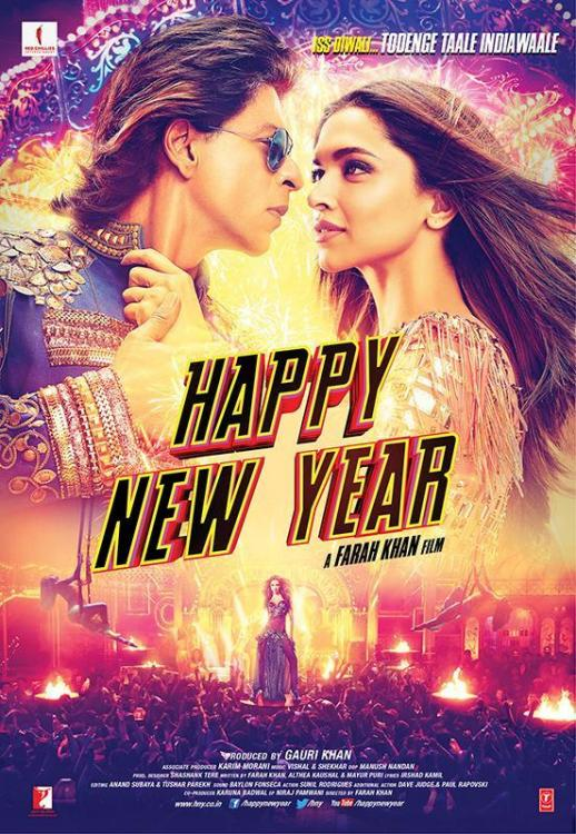 39 Happy New Year 39 To Release In China Pinkvilla
