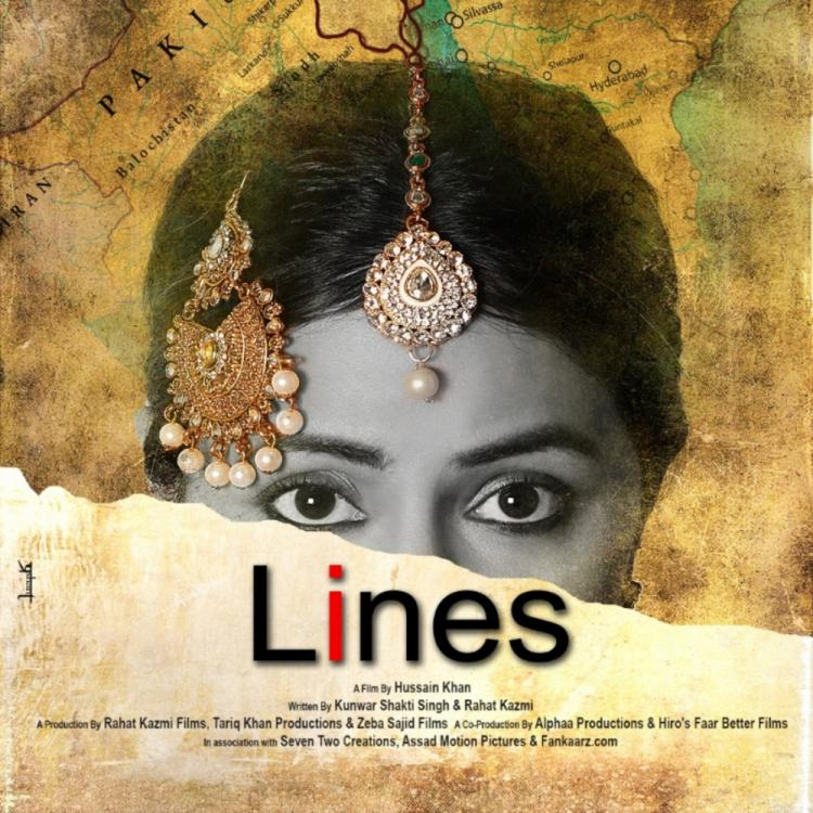 EXCLUSIVE: Hina Khan's upcoming film Lines' poster gets launched at Cannes